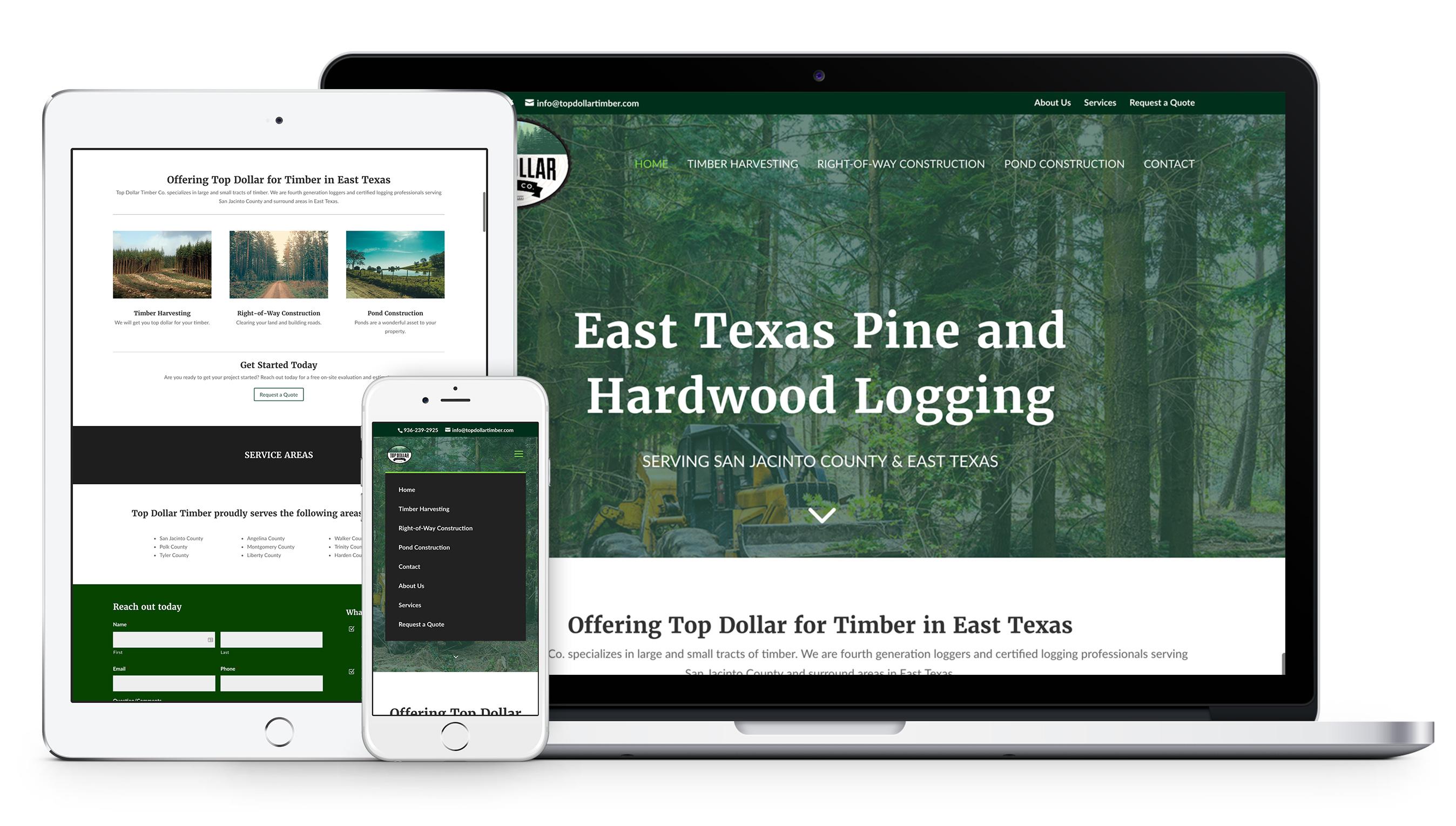 Top Dollar Timber Co