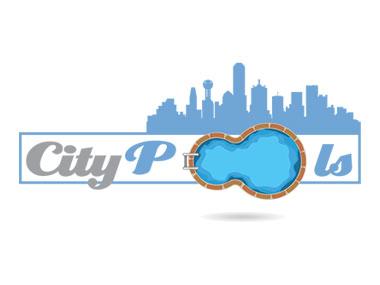 City Pools Logo